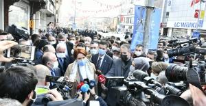"""Akşener: """"İnsanların Derdinin Konuşulmadığı Bir Türkiye'yi Reddediyorum"""""""