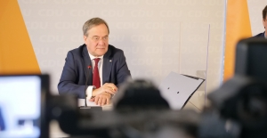 Almanya'da Merkel'in Partisi Hristiyan Demokrat Birlik'in Yeni Genel Başkanı Armin Laschet Oldu