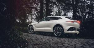 Aston Martin'in İlk 'SUV'U 'DBX' Türkiye'deki Sahiplerine Kavuşuyor