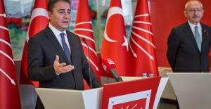 """Babacan: """"Güçlendirilmiş Parlamenter Sistem Görüşmelerini Başlattık"""""""