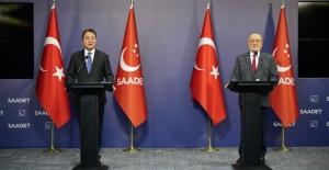 """Babacan: """"Sayın Erdoğan Gerçeklerin Farkında Değil, Esnaf En Zor Dönemini Yaşıyor"""""""