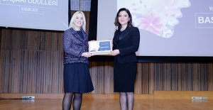 Banu Dedeman'a Turizmde En Başarılı Kadın Girişimci Ödülü