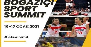 Boğaziçi Üniversitesi Spor Zirvesi 16-17 Ocak'ta Online Olarak Gerçekleştirecek