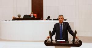 """CHP'li Barut: """"Sağlık Emekçileri Çözüm Bekliyor"""""""