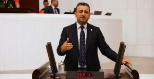CHP'Lİ Bulut'tan Pandemi Döneminde Elektrik Kesilmesin Teklifi