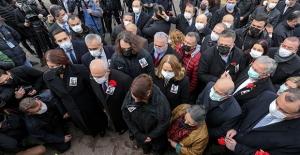 CHP Lideri Kılıçdaroğlu Uğur Mumcu İçin Düzenlenen Anma Törenine Katıldı