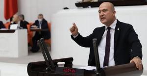 """CHP'li Bakan'dan AKP'li Dağ'a: """"Halkapınar-Otogar Metrosu 'Makul' Proje Değil Mi?"""""""