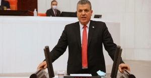 """CHP'li Barut: """"Artan Gıda Fiyatları Ve Derinleşen Krizin Sorumlusu AKP İktidarıdır"""""""