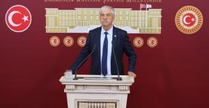 """CHP'li Beko: """"Saray Yönetimine Sesleniyorum; Büyüyen Ekonomilerde Bunlar Olmaz""""."""