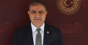 """CHP'li Güzelmansur: """"Vatandaş Elektrik Faturasını Ödeyemiyor"""""""