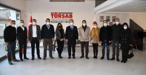 CHP'li Vekillerden Kuşadalı Turizmcilere Yakın İlgi