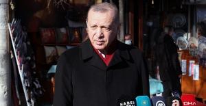 """Cumhurbaşkanı Erdoğan: """"Artık CHP'nin Nerden Nereye Geldiği Çok Açık Net Ortada"""""""