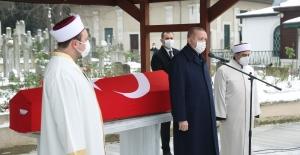 Cumhurbaşkanı Erdoğan, Prof. Dr. Nur Vergin'in Cenaze Törenine Katıldı