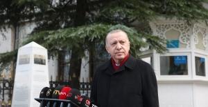 """Cumhurbaşkanı Erdoğan: """"Şu Anda Herhangi Bir Yan Etki Söz Konusu Değil"""""""