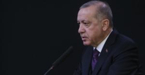 Cumhurbaşkanı Erdoğan'dan Şehit Deniz Kurmay Yarbay Şükrü Cömert'in Ailesine Taziye Mesajı
