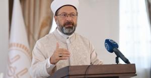 Diyanet İşleri Başkanı Erbaş'tan İslam'ı Hedef Alan Yunan Başpiskoposu'na Kınama