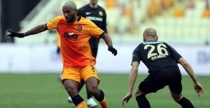 Galatasaray'dan Tek Gol 3 Puan