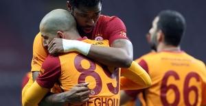 Galatasaray, Denizli'ye Kükredi
