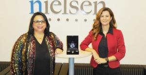 Nielsen Uluslararası İş Gücündeki Türk Liderler Ödülüne Layık Görüldü
