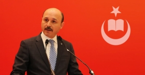 """Türk Eğitim-Sen Genel Başkanı Geylan: """"Laf Ola Beri Gele!"""""""