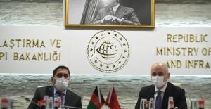 Türkiye-Afganistan Arasında İşbirliği Mutabakat Zaptı İmzalanacak