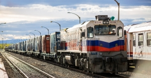 Türkiye Ve İran Üzerinden Güney Demiryolu Koridoru Hareketleniyor