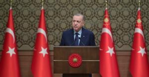 """""""Türkiye'nin Sahip Olduğu Hizmet Altyapısının Gücü Ve Sosyal Devlet Vasfının Genişliği Kriz Dönemlerinde Çok Daha İyi Ortaya Çıkıyor"""""""