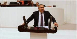 """CHP'li Bülbül: """"Fabrikadan Çok Cezaevi Varsa Sizi TÜİK Bile Kurtaramaz"""""""