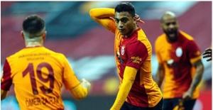 Galatasaray, Erzurumspor'u 2-0 Mağlup Etti