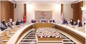 """ATO Başkanı Baran: """"Ankara Yeme İçme Sektörü Kademeli Açılmayı Bekliyor"""""""