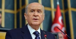 """Bahçeli, """"Türkiye'nin Yeni Bir Anayasaya İhtiyacı Olduğu Açıktır"""""""