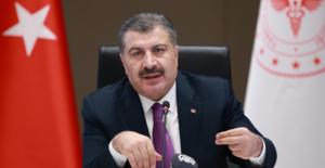 Bakan Koca, Geçen Haftaya Göre Vaka Sayısı 100.000 Nüfusta En Çok Azalan Ve Artan İlleri Açıkladı