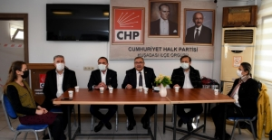 CHP Aydın Milletvekili Süleyman Bülbül Kuşadası'nın Nabzını Tuttu