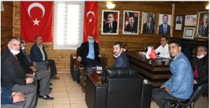 """CHP'li Barut: """"Muhtarlarımızın Özlük Hakları İyileştirilsin"""""""