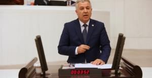 """CHP'yi Hedef Alan Özhaseki'ye Yanıt Arık'tan Geldi: """"3-5 Oy İçin Teröristten Medet Ummadık"""""""