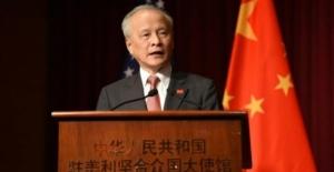 Çin'in Washington Büyükelçisi: Taviz Veremeyeceğimiz Konular Var