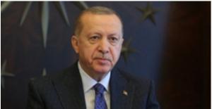 Cumhurbaşkanı Erdoğan, Merhum Başbakanlardan Erbakan'ı Andı