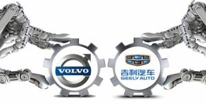 İsveçli Volvo İle Çinli Geely Birleşme Kararını Duyurdu