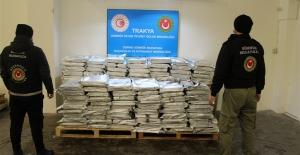 Kapıkule Gümrük Kapısında 230 Kilogram Uyuşturucu Madde Ele Geçirildi