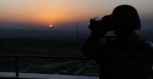 Suriye'den Yasa Dışı Yollarla Türkiye'ye Girmeye Çalışan 9 Kişi Yakalandı