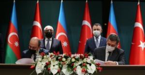 """Türkiye- Azerbaycan """"Mesleki Eğitim Kurumu"""" İçin İmzalar Atıldı"""