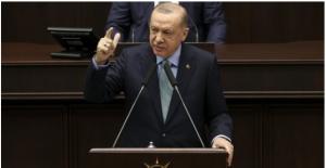 """""""Türkiye'nin Sınırları İçinde Ve Dışında Yürüttüğü Terörle Mücadele Harekâtları Hem Meşru Hakkıdır Hem De İnsani Görevidir"""""""
