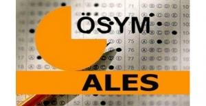 2020-ALES/2 Sınav Sonuçları Açıklandı