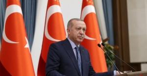 Cumhurbaşkanı Erdoğan, İtalya Başbakanı Draghi İle Telefonda Görüştü