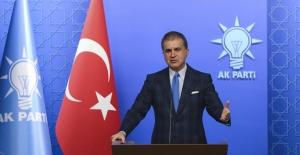"""AK Parti Sözcüsü Çelik: """"Kadına Yönelik Her Türlü Şiddeti Lanetliyoruz"""""""