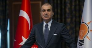 """AK Parti Sözcüsü Çelik'ten Kılıçdaroğlu'na: """"Bu, Türkiye'nin Milli Güvenliğini Tehdit Eden Saldırganların Dilidir"""""""