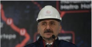 """Bakan Karaismailoğlu: """"İstanbul'a İki Raylı Sistem Hattı Daha Kazandırıyoruz"""""""