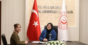 """Bakan Selçuk: """"Yükseköğretimde Kadın Akademisyen Oranımız AB Ortalamasının 5 Puan Üstünde"""""""