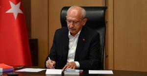 CHP Lideri Kılıçdaroğlu, Mısır Halkına Taziyelerini İletti