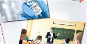 Öğretici: Öğretmenlerin Aşılanma İşlemleri Hızlandırılmalıdır